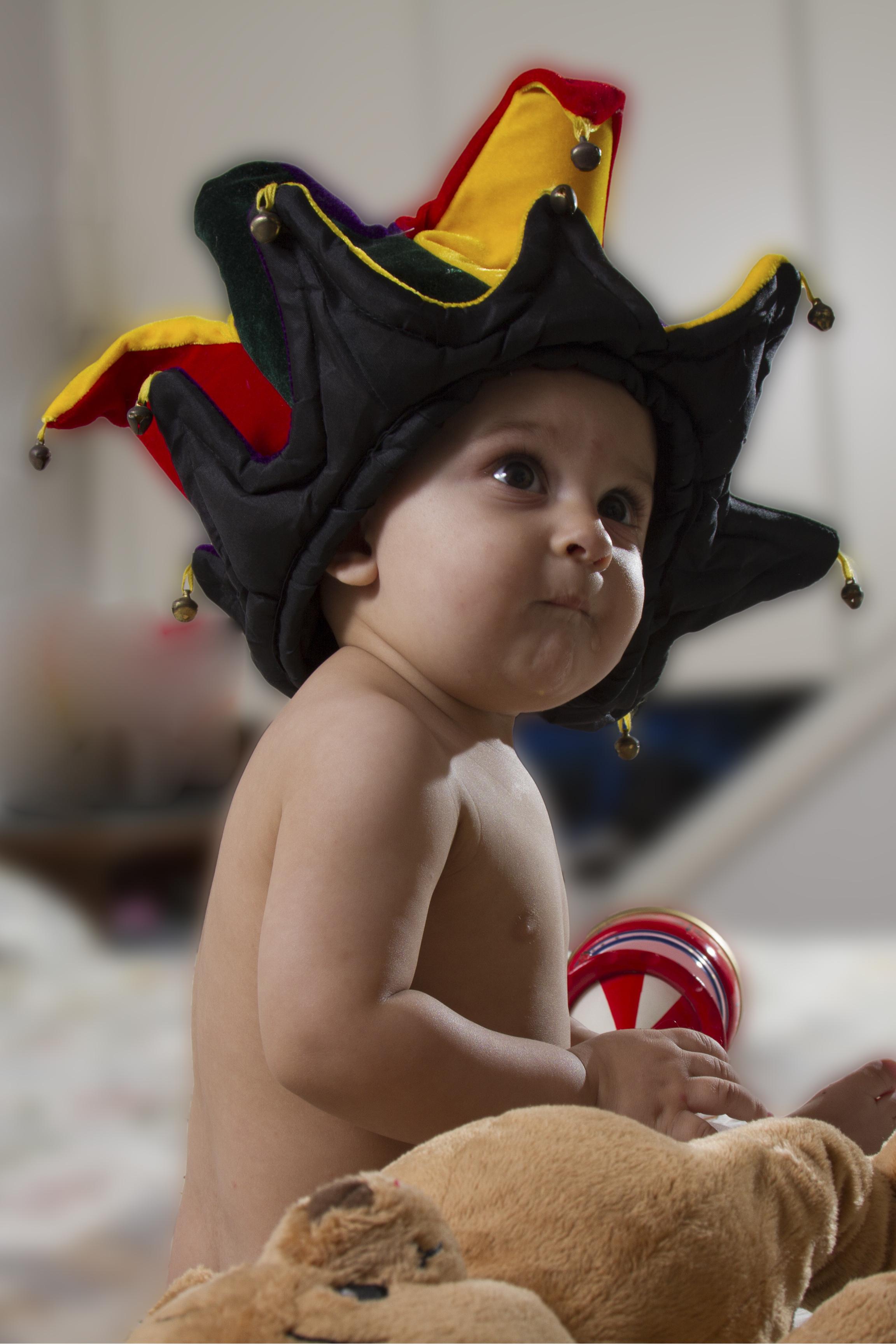 servizio fotografioc di carnevale per bambini